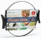 STOTT PILATES Fitness Circle Lite (Black), 14 inch / 35.5 cm