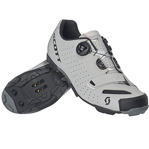 Scott MTB Comp Boa Damen Fahrrad Schuhe Reflective grau/schwarz 2020: Größe: 39