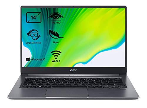 Acer Swift 3 SF314-57 - Portátil ultrafino 14' FullHD (Intel...