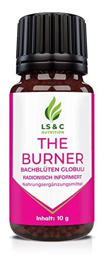 LS&C NUTRITION   The Burner Globuli   STOFFWECHSEL   Für Figurbewusste Männer und Frauen   10g