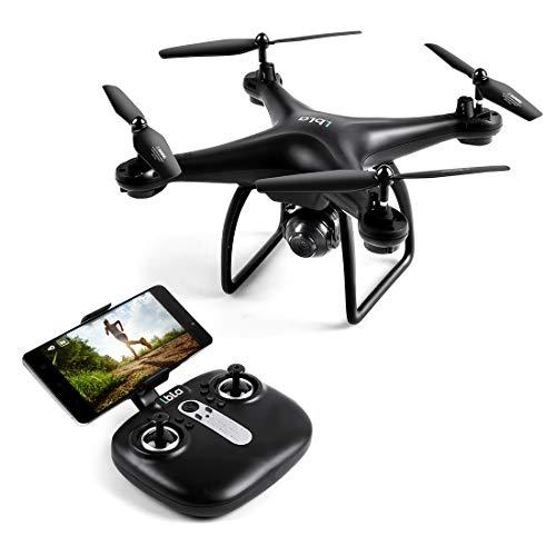 LBLA Drone con Telecamera HD 720P 2.4 GHz 3D-Flips modalit Senza Testa RC Aeromobili per Bambini...