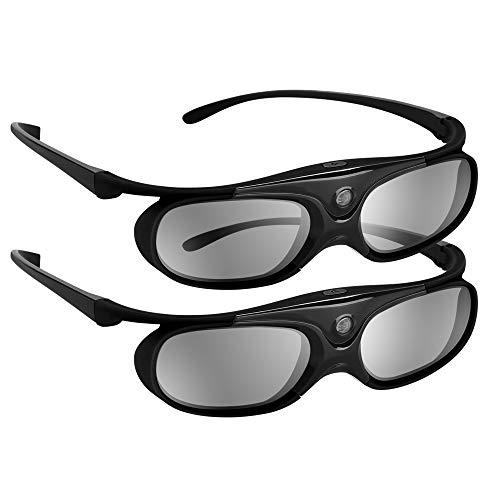 BOBLOV DLP Link 3D Glasses Active...