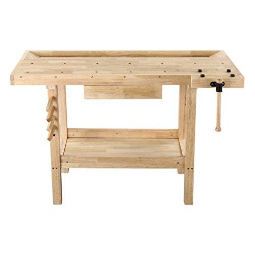 Olympia Tools 84-906 Hard Wood Workbench