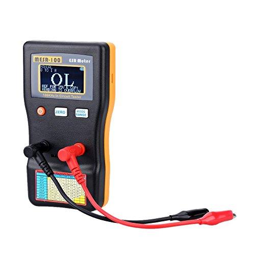 Signstek MESR-100 V2 Auto Ranging in Circuit ESR LCR Meter Capacitor