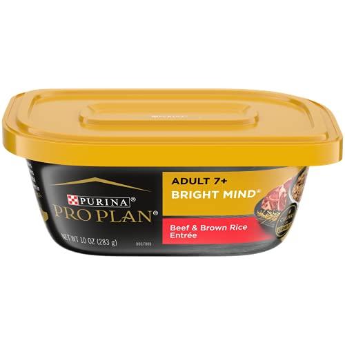 Purina Pro Plan Senior Wet Dog Food, BRIGHT MIND...