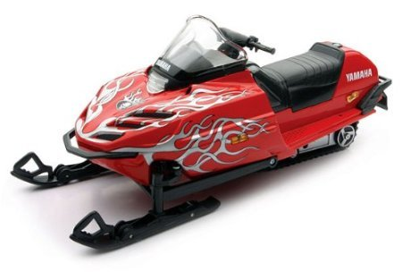 NEW88003R NEW-RAY - Yamaha Remote Control Snowmobile