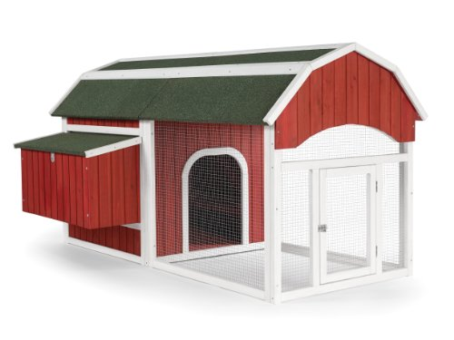 Prevue 465 Barn Chicken Coop