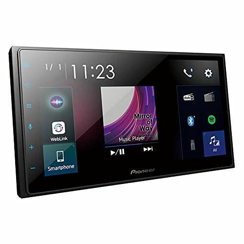 Pioneer SPH-DA250DAB - 2-DIN Bluetooth   Dab+   Android Auto   Apple CarPlay   Spotify - Autoradio
