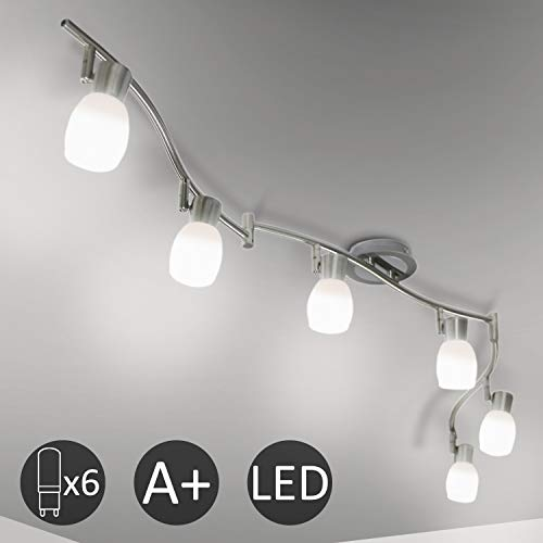 Eofiti Faretti LED da Soffitto Orientabili Lampadario da Soffitto Plafoniera l'Illuminazione per...