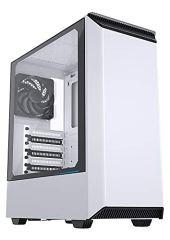 Phanteks PH-EC300PTG_WT Eclipse P300 Tempered Glass Steel ATX Mid Tower Case White