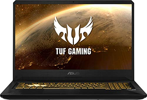"2019 ASUS TUF 17.3"" FHD Gaming Laptop Computer, AMD Ryzen 7 3750H Quad-Core up to 4.0GHz, 16GB DDR4 RAM, 512GB PCIE SSD + 2TB HDD, GeForce GTX 1650 4GB, 802.11ac WiFi, Bluetooth 4.2, HDMI, Windows 10"
