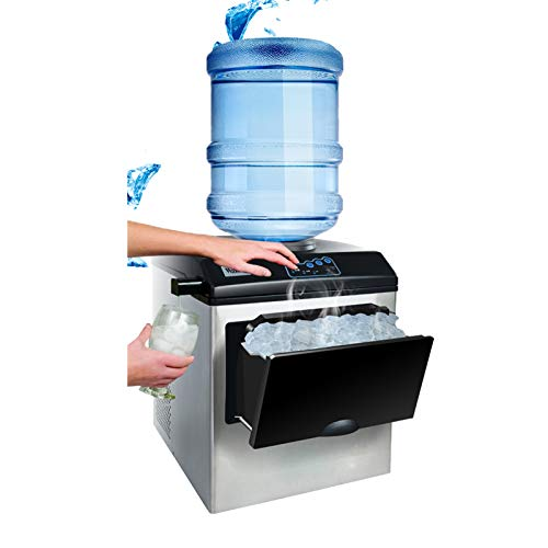 2 in 1 Commercial Ice Maker Machine