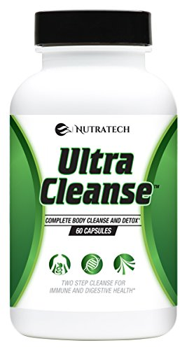 Ultra Cleanse Supports Weight Loss Efforts, Digestive Health, Increased Energy Levels, and Complete Body Purification with Our Powerful 14 Day Colon Cleanse and Detox System. New & Improved Formula!