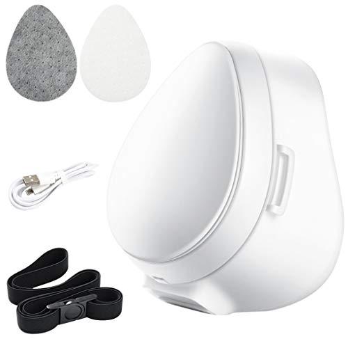 Anti Foggy Haze Anti Wind Mäsks USB Charging Electric Mäsk Filter Fan Motor Anti Particulate Respirator Mäsks Reusable