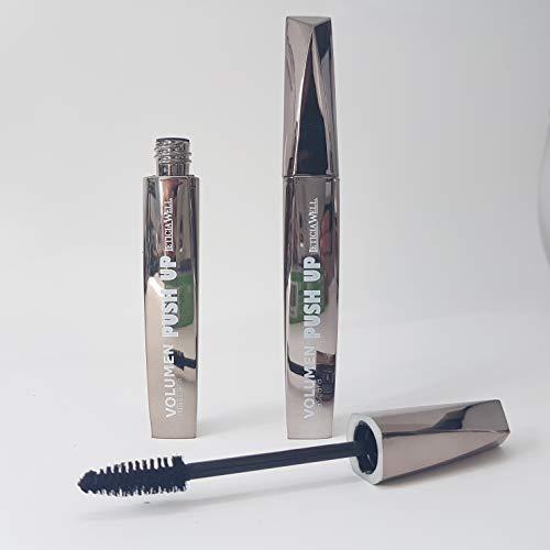Luxus-Mascara, Wimperntusche für Wimpernverlängerungen geeignet - wasserlöslich