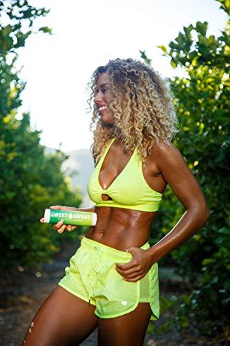 Sweet Sweat Citrus Mint 'Workout Enhancer' Gel | 6.4oz Roll-on-Stick 2