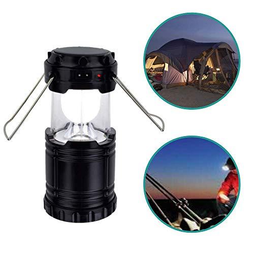 Patabit Lampe Camping Led Rechargeable   Lanterne Solaire Camping Exterieur...