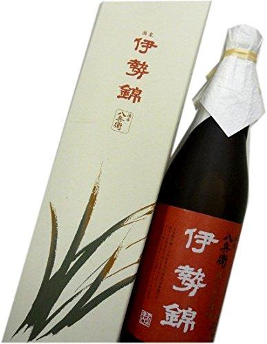元坂酒造 酒屋八兵衛 純米大吟醸 伊勢錦 720ml 三重の酒米 伊勢錦