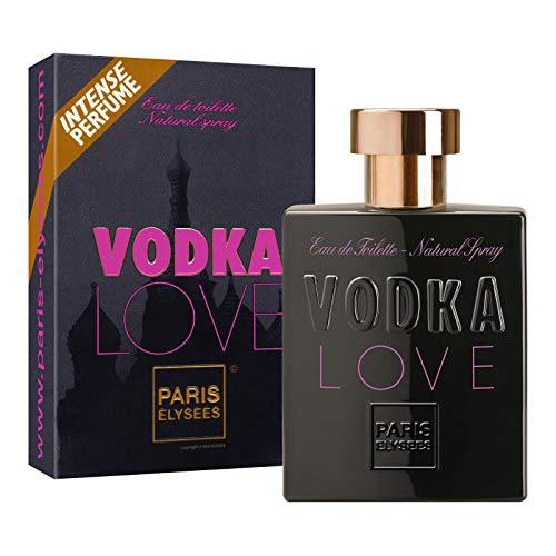 Eau de Toilette Vodka Love, Paris Elysees, 100 ml