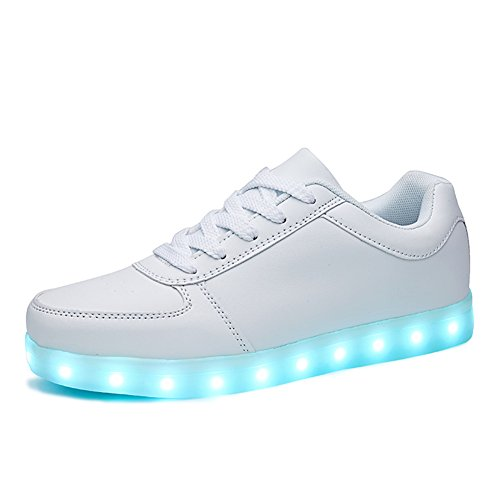 SANYES USB Charging Light Up Shoes