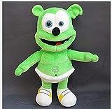 stogiit Jouets en Peluche 30 Cm Gummy Bear Voice Pet Funny Lovely Doll Toys Sounding Best Gift for Kids