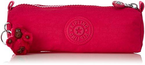 Kipling Freedom Astuccio, 25 cm, Rosa (True Pink)