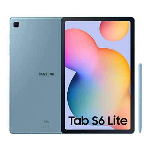 The Samsung Galaxy Tab S6 Lite of 128 GB lowered to 409 euros in Amazon, its historical minimum price, has S-Pen and much more