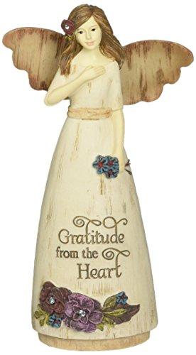 Pavilion Gift Company Thank You Angel Figurine, 6 Inch,...