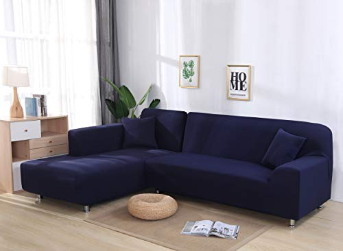 Sofa Slipcover Printed 1 Pcs(Notice:Sold by Piece/Not All Set) (Buy 1 Pcs for Chair Loveseat Sofa Oversize Sofa,Buy 2/3 Pcs for L / U Shape Sofa) -Sectional Sofa Cover Stretch Couch Polyester