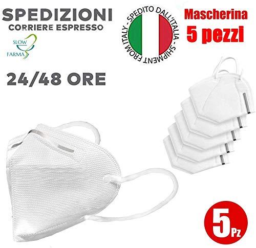 Macchina FFP3 modellata serie 1000 (bianca).