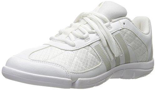 adidas Women's Shoes | Triple Cheer Cross-Trainer, White/Sharp Grey/Light Grey, (7 M US)