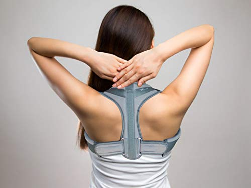 Posture Corrector For Men or Women - Easy To Wear Back Straightener To Improve Posture Support The...