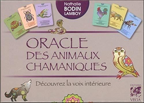 Oracle des animaux chamaniques : Découvrez la voix intérieure
