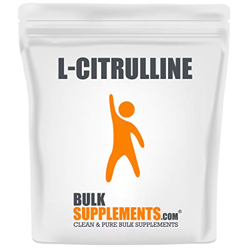 L-Citrulline Powder by BulkSupplements (1 Kilogram)