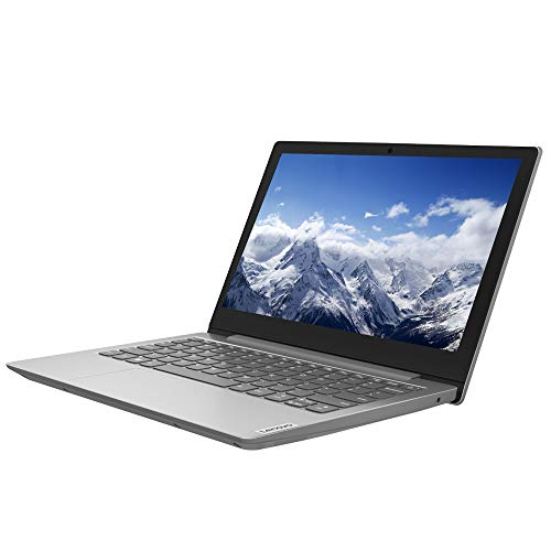 Lenovo IdeaPad 1i 11.6 Laptop - Intel Celeron N4020 Processor, 4GB RAM, 64GB Storage, Windows 10S,...