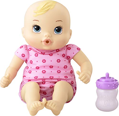 Baby Alive Luv 'n Snuggle Baby Doll...