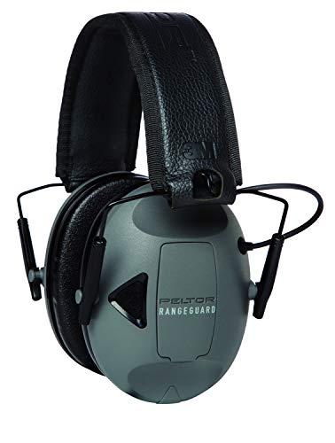 Peltor Sport RangeGuard Electronic Hearing Protector, Ear...