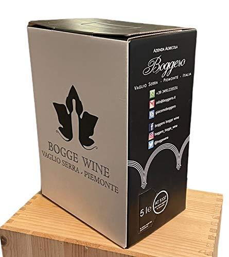 Boggero Bogge Wine - Vino rosso Dolcetto'Mont' Bag in Box 5 L