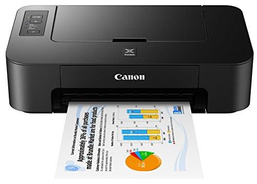 Canon TS202 Inkjet Photo Printer, Black