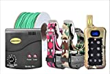 GROOVYPETS Remote Two Dog Hunting Training Shock Collar &