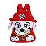 Mochila de la Patrulla Canina Marcus Le Perro Rojo 25 cm