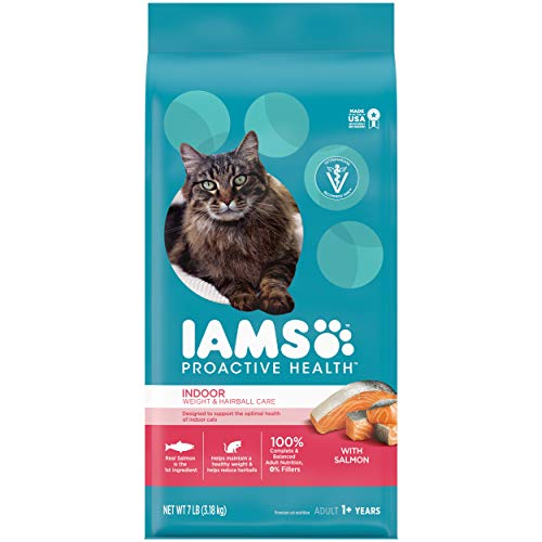 IAMS-Proactive-Health-Adult-Indoor-Weight-Hairball-Care-Dry-Cat-Food-with-Salmon-7-lb-Bag