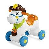 Chicco Baby Rodeo Cavallo a Dondolo, Gioco Interattivo Cavalcabile, da 1 Anno