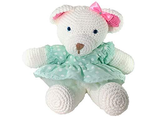 Ursinha de crochê - belinha