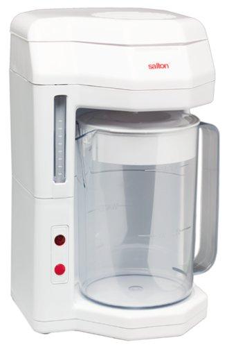 Salton KM44WHT 2-Liter Iced Tea Maker, White