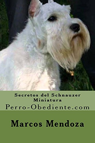 Secretos del Schnauzer Miniatura: Perro-Obediente.com