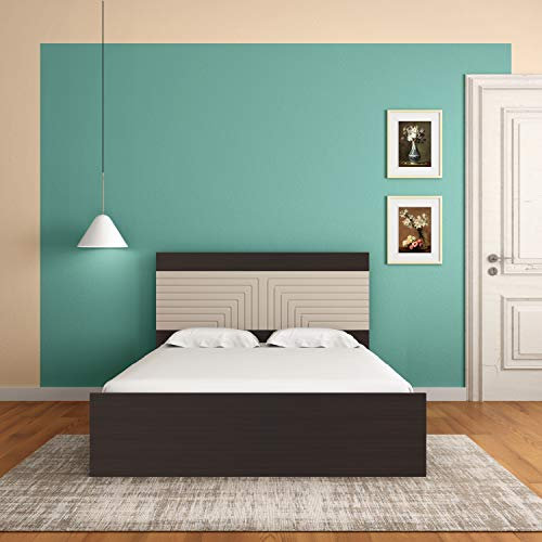 Godrej Interio Apex King Bed with Dual Storage (Drawer + Manual Lift up)