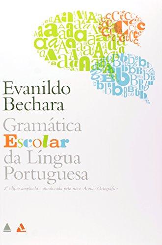 Gramática de la escuela de lengua portuguesa