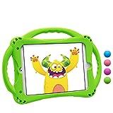 TopEsct iPad Mini Cover per Bambini Protettiva Antishock con Maniglie Resistente agli Urti per iPad Mini 1/2/3/4/5 (Verde)