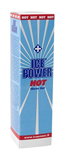Ice Power, Gel para masaje y relajación - 75 ml.